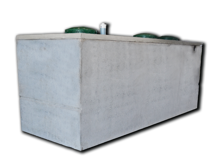 Aerobic Tank Large allegiant precast aerobic system nuwater 500 NuWater Nr 500 at reclaimingppi.co