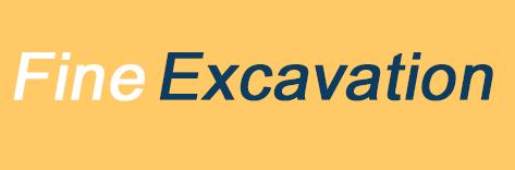 Fine Excavation